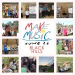 Make Music Black Hills June 21st